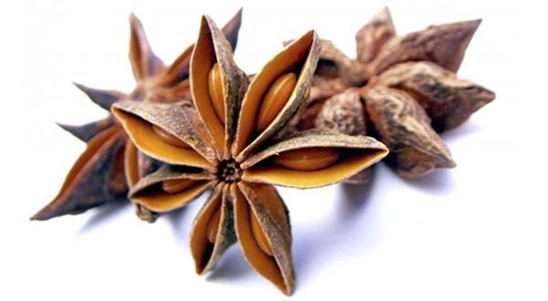 Este aromático fruto en forma de estrella tiene un sabor aún más pronunciado que el de las semillas del anís verde, planta, por cierto, con la que no guarda parentesco.
